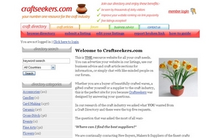 craftseekers.com