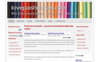 lovepashminas.com