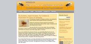 flyscreensonline.co.uk