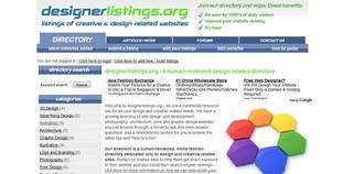 designerlistings.org