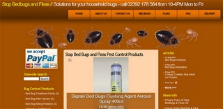 stopbedbugsandfleas.co.uk