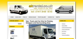 akrental.co.uk
