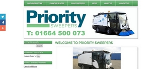 prioritysweepers.com